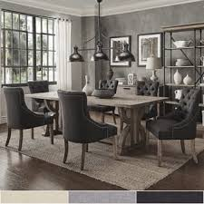 black dining room sets for less overstock com