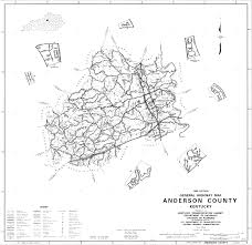 Colorado County Map by State And County Maps Of Kentucky