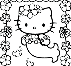 coloring pages coloring pages of hello kitty free coloring
