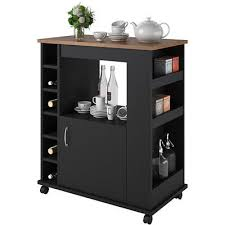 kitchen storage island cart kitchen island cart portable rolling utility storage cabinet