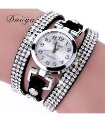 luxury bracelet watches images Top luxury diamond watch fashion rhinestone bracelet watch women jpg