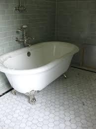 Carrara Marble Floor Tile Misty Fjord Hexagon Polished Tile For The Bathroom Floor Centello