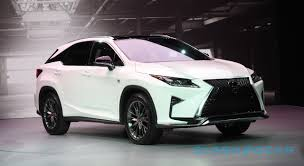 lexus sport hybrid concept this is the 2016 lexus rx slashgear
