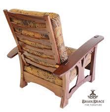 Morris Chair Greene And Greene Arbor Morris Chair By Brian Brace Fine