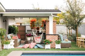 10 backyard diys for summer entertaining hgtv u0027s decorating