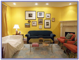 colors that go with mustard yellow walls painting home design