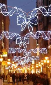 commercial christmas decorations for street motif street lights