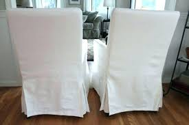 White Dining Room Chair Covers White Dining Room Chair Covers White Dining Chair Slipcover S
