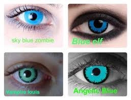 11 white halloween contacts walmart various miscellaneous