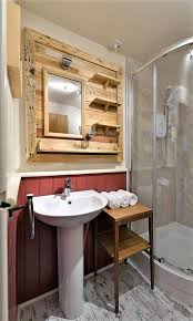 Furniture For The Bathroom Creative Ideas With Used Shipping Wood Pallets Sinks Shelves
