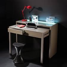 bureau console 2 tiroirs bureau console 2 tiroirs rétro éclairé 3 suisses aménagement