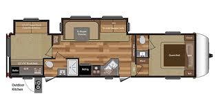 Cougar Rv Floor Plans 2017 Keystone Hideout 308bhds Fifth Wheel 3218b Kellys Rv In