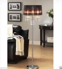 Chandelier Standing Lamp by Chandelier Style Floor Lamp Foter