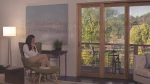 Marvin Integrity Patio Door by Sliding Door Automatic Control For The Marvin Ultimate Multi Slide