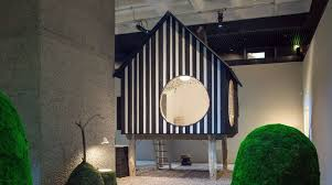 House Design Exhibitions Uk by Renowned Japanese Architect Terunobu Fujimori Drafts In Kingston