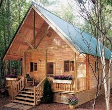 Build A Small Guest House Backyard Build This Cozy Cabin For Under 4000 For Our Guests To Stay In