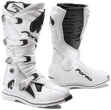 white motocross boots forma motorcycle enduro motocross boots forma dominator tx 2 0