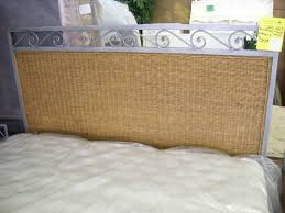 furniture white elegant wicker bedroom furniture single drawer