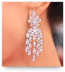 diamond chandelier earrings chandelier earrings the timeless classic