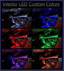 chevy silverado interior lights 2015 chevy camaro led interior conversion kit for 5th gen camaro