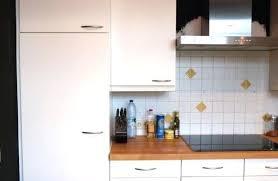 changer les portes des meubles de cuisine buffet 4 portes tiroirs en bois brut meuble cuisine porte ikea