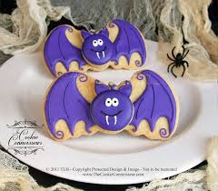 pin by mel yamamoto on halowen pinterest bats sugar cookies