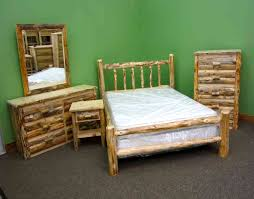 midwest log furniture and beds