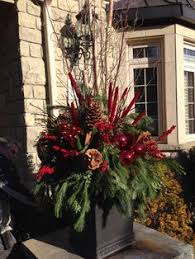 Christmas Decorations For Window Boxes by Holiday Window Box Window Boxes And Planters Pinterest