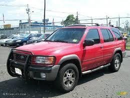 2000 cayenne red nissan pathfinder se 4x4 50690590 gtcarlot com
