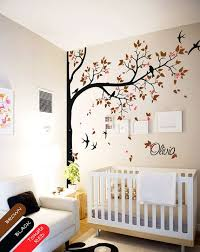 tree wall stickers bring stunning to your home interior