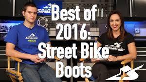 street bike boots best of 2016 street bike boots youtube