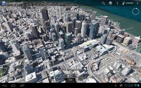 earth for android earth 7 0 released for android with new 3d imagery