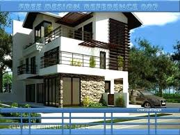 small contemporary house designs contemporary house design philippines small plans modern with