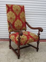 Antique Accent Chair Enchanting Antique Accent Chair With Home Decor With Antique