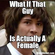 What If Meme - what if that guy create your own meme