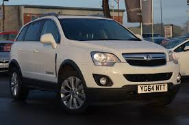 2014 vauxhall antara exclusiv cdti active select 2 2l batchelors