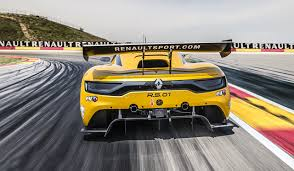 renault rs 01 images renault 2014 sport rs 01 yellow auto back view