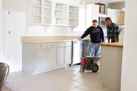 removing ceramic tile the lettered cottage