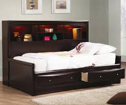 bookcase daybed with storage phoenix daybed with bookcase and storage