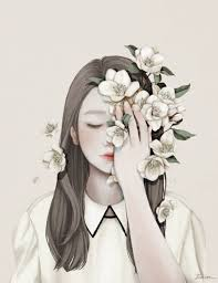 delicate illustrations by choi mi kyung illustrations drawings