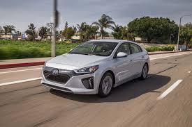 2017 hyundai ioniq hybrid and ev first test review
