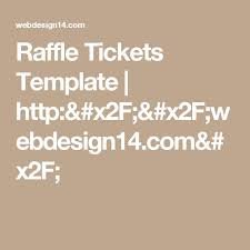 bbq tickets template 32 best raffle flyer and ticket templates images on