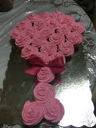 baby shower baby rattle cupcake cake cupcake pinterest baby
