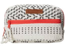 billabong adventures call cosmetic bag in natural lyst