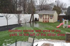 Backyard Drainage Ideas Download Yard Flooding Drainage Garden Design