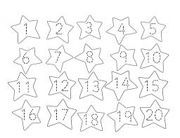 Symmetry Worksheets For Kindergarten Kindergarten Number Worksheets 1 20 Photocito