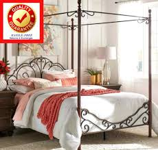 iron canopy beds 0 metal canopy twin bed frame black iron canopy