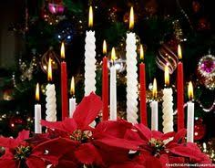christmas candles lights christmas ornaments pinterest