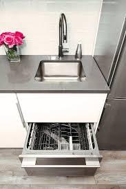 Tiny Kitchen Sink S Small Space Kitchen Renovation The Big Reveal Small