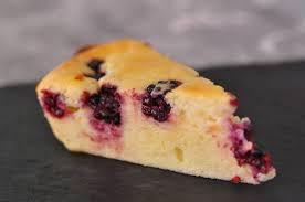 gâteau au fromage blanc cuisine avec du chocolat ou